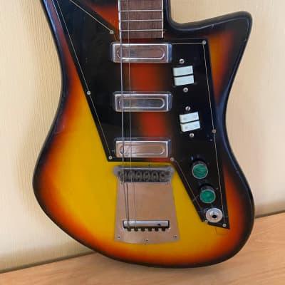 Odessa  Electric Guitar USSR Soviet Vintage for sale