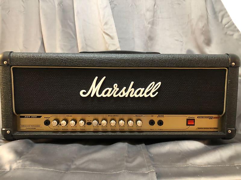 Marshall Avt50h Guitar Amp Head : marshall avt50h valvestate guitar amp head pratt gear shop reverb ~ Vivirlamusica.com Haus und Dekorationen