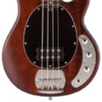 Music Man Sterling SUB Bass, Walnut Satin for sale