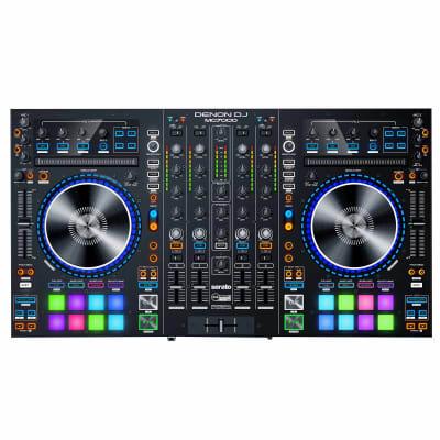 Denon MC7000 4 Channel Professional DJ Controller w Mixer & Dual Audio Interface