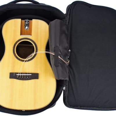 Journey Instruments OF420 Overhead Guitar with detachable neck - Spruce/Pao Ferro for sale