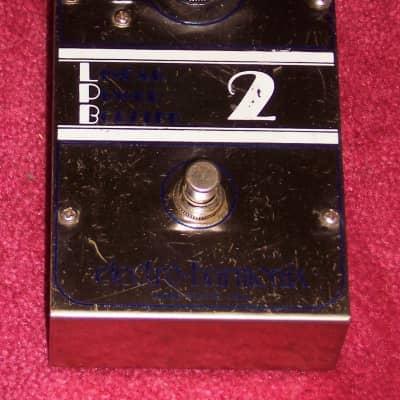 Electro Harmonix  LInear Power Booster  2...  LPB-2 70's