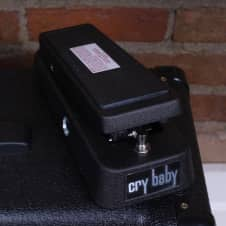 Dunlop Cry Baby Wah Guitar Effects Pedal 2017
