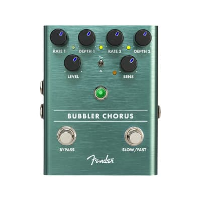NEW Fender Bubbler Analog Chorus/Vibrato for sale