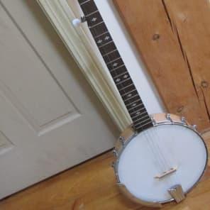 Gold Tone CC-100 Cripple Creek Openback 5-String Banjo w/ SMP+ Pickup (Left-Handed)