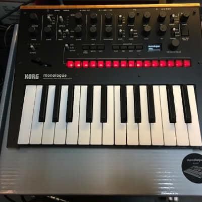 KORG Monologue Analog Monophonic Synthesizer /Mono Synth / Black //ARMENS//
