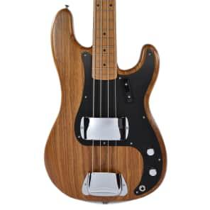 Fender FSR American Vintage '58 Roasted Ash Precision Bass Natural 2017