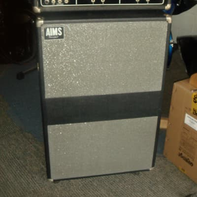 AIMS Producer Vintage 1970s 120 Watt Tube Bass Amplifier - Pick Up Only for sale