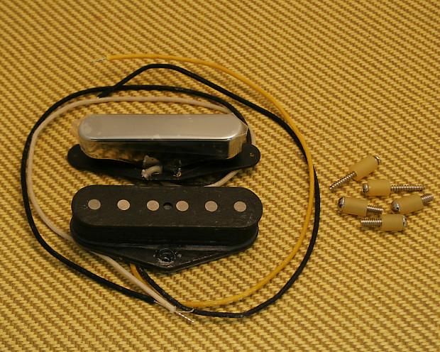 Fender Custom Shop '51 Nocaster Telecaster Guitar Pickups, Set of on