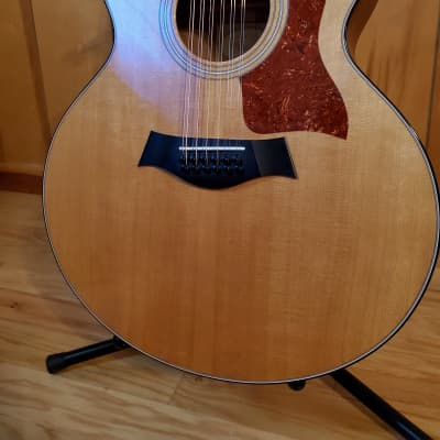 2007 Taylor GS7 Natural Finish Acoustic Jumbo Flattop Guitar