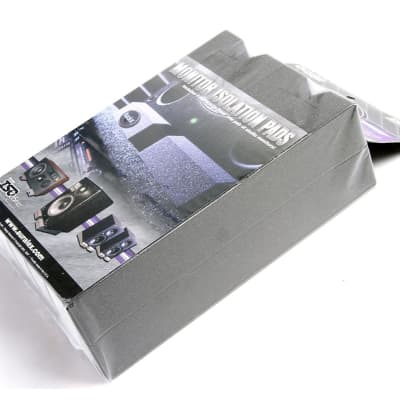 Auralex MOPAD Studio Monitor Isolation Pads (4-Pack)