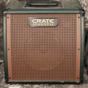 """Crate Cimarron CA15 12-Watt 1x8"""" Acoustic Guitar Combo"""