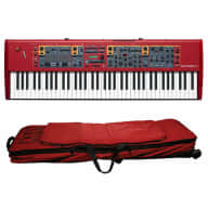 Nord Stage 2 EX HP76 76-Key Stage Piano B-Stock + GB76 GIG BAG! HP 76