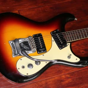 1964 Mosrite The Ventures Model MK I for sale