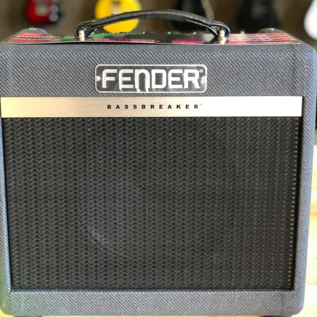 """Fender Bassbreaker 007 - 7-watt 1x10"""" Tube Combo Amp image"""