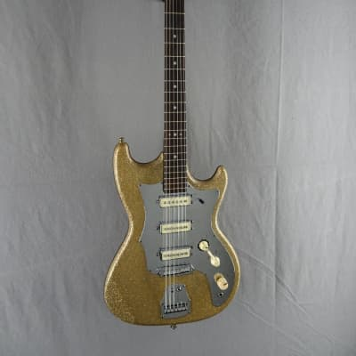 ISANA Solid Body Electric Guitar from 1965 for sale