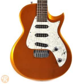 Taylor Solidbody Classic Metallic Orange 2009