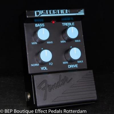 Fender DIS-1 Distortion mid 80's s/n 404602 Japan