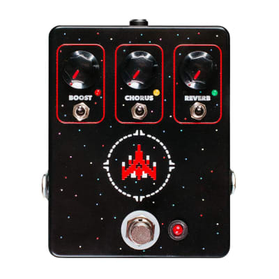 JHS Pedals Space Commander Boost Chorus Reverb Pedal for sale