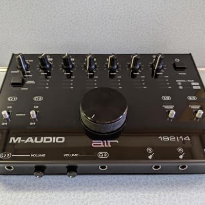 M-Audio AIR 192|14 USB Audio / MIDI Interface