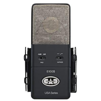 CAD Audio E100S Large Diaphragm Supercardioid Condenser Microphone,