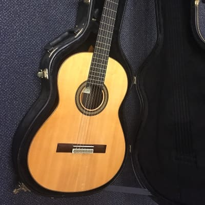 Ignacio Rozas Concerto 2a 1998 Natural handmade in Spain in very good condition with hard case for sale