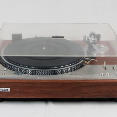 Pioneer PL-530 Direct Drive Full Automatic Stereo Turntable