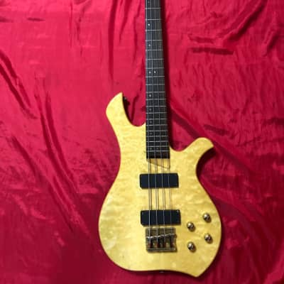 Grass Roots by ESP G-T-65 EL L'arc en Ciel Tetsuya Electric Bass Guitar for sale