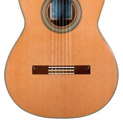 Loriente Sofia Classical Guitar Cedar/African Rosewood for sale