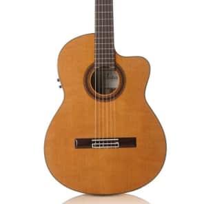 Cordoba C7-CE CD Iberia Classical Cedar & Rosewood Guitar - Blem #CH30