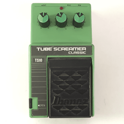Ibanez TS-10 Tube Screamer Classic Overdrive 1986 - 1990