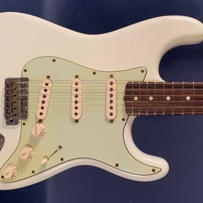 2012 Fender '60 Stratocaster Relic for sale