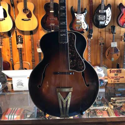Gibson Super 400 1935 Sunburst