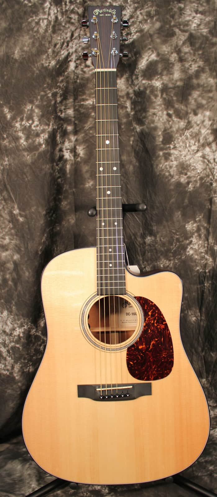 2014 martin dc16gte solid wood acoustic electric guitar with reverb. Black Bedroom Furniture Sets. Home Design Ideas