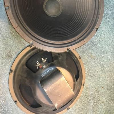 Eminence vintage guitar speakers 52-8B for sale