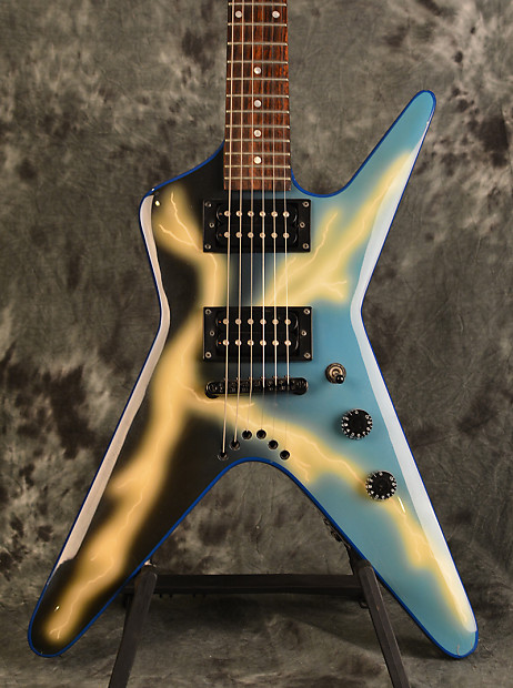 Dean Baby Ml Dime Quot From Hell Quot Lightning Dimebag Reverb