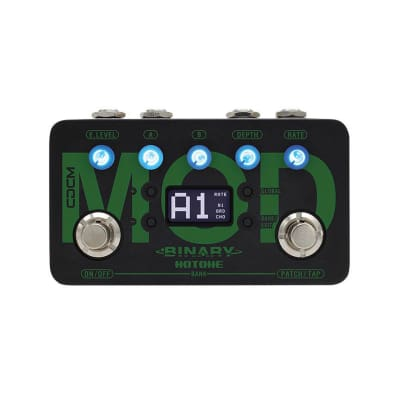 Hotone Binary Mod CDCM Modulation Effects Pedal for sale