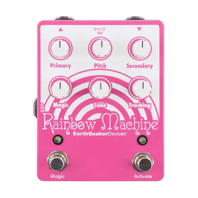 Earthquaker Devices Rainbow Machine - Polyphonic Pitch Mesmerizer for sale