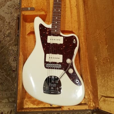 2010 Fender American Vintage AVRI '62 Jazzmaster Olympic White for sale