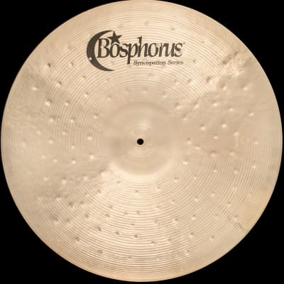"Bosphorus Syncopation 22"" Ride 2210 g"