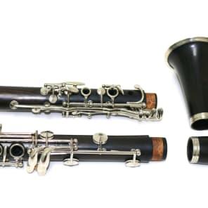 Peachy Buffet Crampon Evette Master Model Bb Clarinet New Pads Download Free Architecture Designs Scobabritishbridgeorg