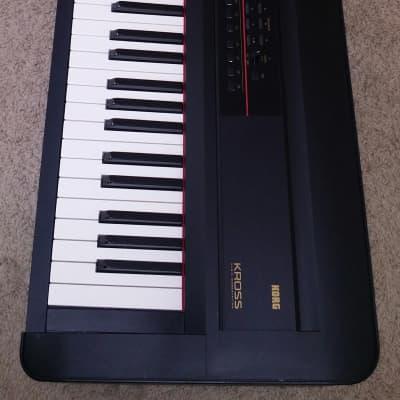 Korg Kross 88 Synthesizer Workstation