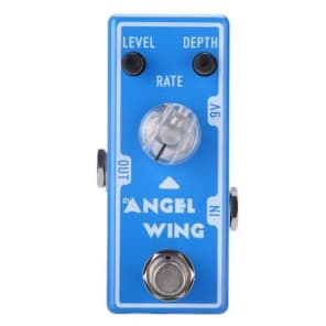 Tone City Angel Wing Chorus TC-T11 EffEct Pedal Micro as Mooer Hand Made True Bypass Free Shipping