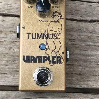 Pre-Owned Wampler Tumnus Overdrive Pedal Transparent V2 Used