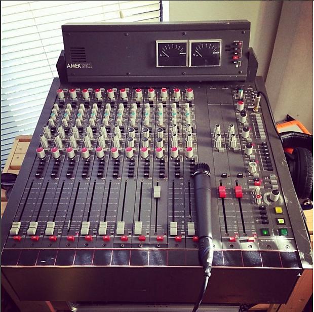 Amek BC2 Small Format Broadcast Console/Mixer