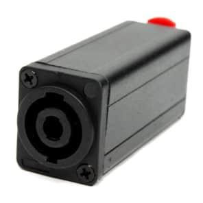"Elite Core Twist Lock Speakon to Locking 1/4"" Audio Cable Adapter - LK-NQA"