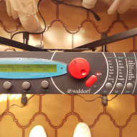 Waldorf Microwave II 1997 Digital Wavetable Synthesizer