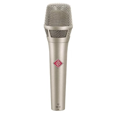 Neumann KMS 105 Supercardioid Handheld Vocal Condenser Microphone