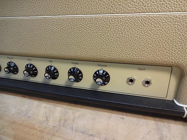 d lab dayton 1 fender marshall combo custom 50 watt guitar reverb. Black Bedroom Furniture Sets. Home Design Ideas