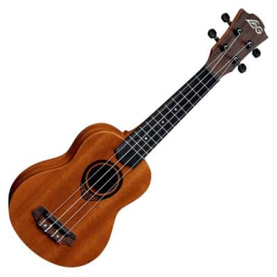 LAG Tiki UKU Ukulele Soprano for sale